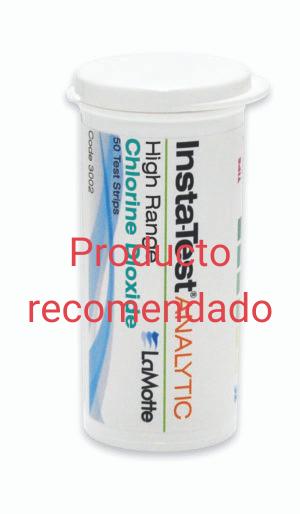 Insta-test ANALYTIC (LaMotte) 3002