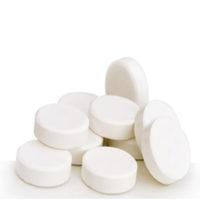 Hipoclorito de calcio 5KG (contiene 25 pastillas de 200gr).